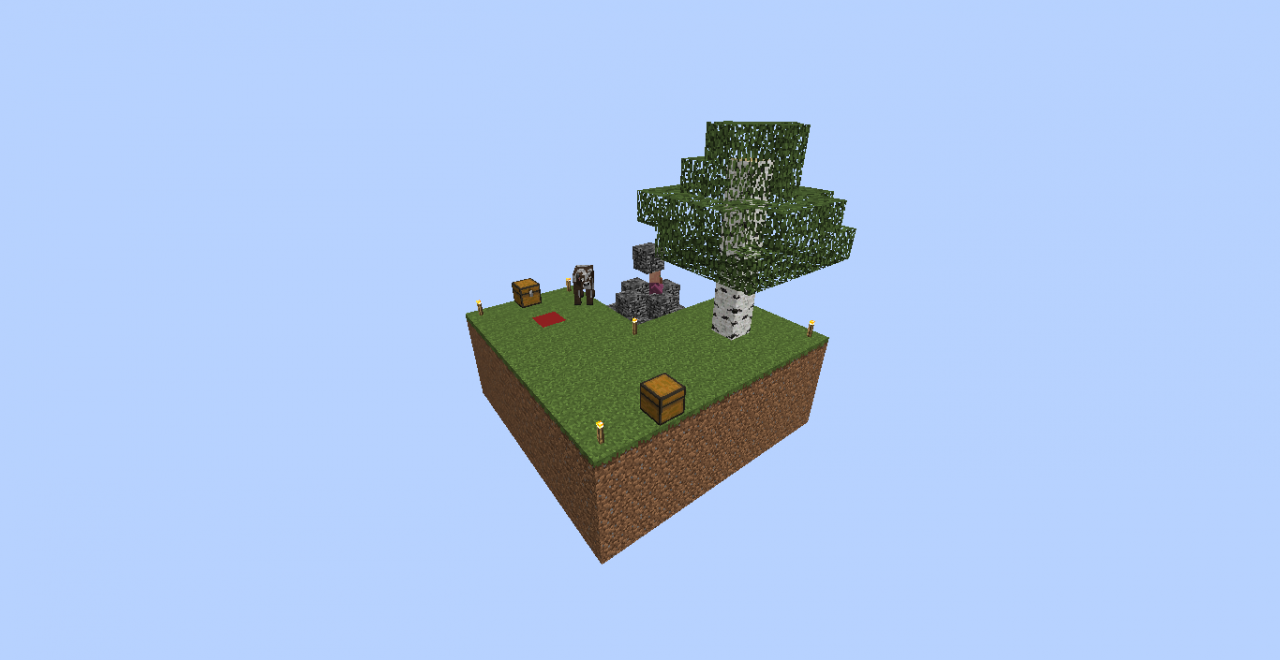 Simple Fun Skyblock Map Minecraft Project on survival map, mc map, first map, zombies map, herobrine map, map map, minecraft map, game map, server map, war map, portal map, paintball map, epic map, classic map, pvp map, jobs map, economy map, agrarian skies start map, adventure map, cobblestone map,