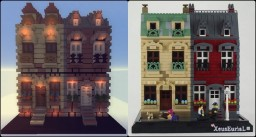 Lego House By XeusEuriaL Minecraft Map & Project