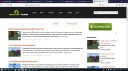 WARNING! Fake Minecraft Forum! Minecraft Blog Post