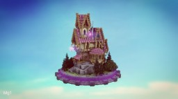 Fantastic House. Minecraft Map & Project