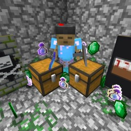 Chest Loot Upgrade Minecraft Data Pack