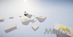 Modah v1.0 - Simple parkour map Minecraft Map & Project