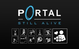 "Portal ""Still Alive"" Note Block Cover Minecraft"