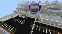 Minecraft PE | Orlando City Stadium (Orlando City Soccer Club) - Minecraft Pocket Edition Minecraft Map & Project