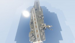 Aircraft Carrier Minecraft Map & Project