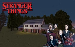 Stranger Things | Wheeler House Minecraft Map & Project
