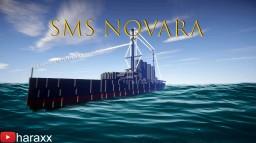 SMS Novara Warship Minecraft Map & Project