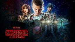 Stranger Things World/Server Minecraft