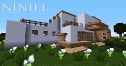 Níniel Minecraft Map & Project
