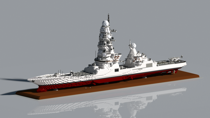 Popular Project : Fix ship 2019 inspired  lider class - winter wind + download
