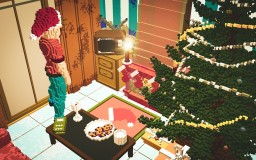 Christmas Project Minecraft Map & Project