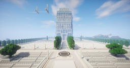 The CS Administrative Centre (CSAC) Minecraft Map & Project