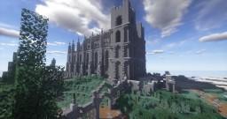 Dakara Cathedral Minecraft Map & Project