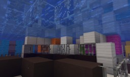 Flood of Times Square Minecraft Map & Project