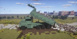 AM GENERAL, Military M917 Dump Truck Minecraft Map & Project