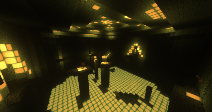A dungeon full of Unresting