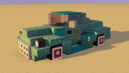 Chevrolet Slammed Truck Minecraft Map & Project