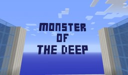 Monster of the Deep (Adventure map) Minecraft Map & Project