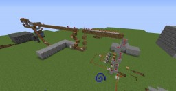 Redstone & Commands Minecraft Map & Project