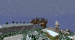 Interactive's Festive Surprise 2018 Minecraft Map & Project