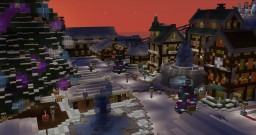 Valore Winter Village Map Minecraft Map & Project