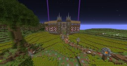 Fantasy Town (Tanelorn) Minecraft Map & Project