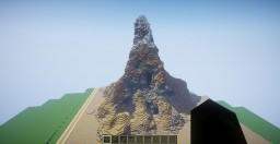 Mt.Rushaman Minecraft Map & Project