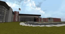 Westfield High school // Artenia Minecraft Map & Project