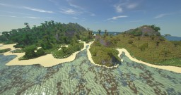 Madagascar  - A Worldpainter Project Minecraft Map & Project