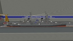 USS Indianapolis CA-35 (UPDATED) Minecraft Map & Project