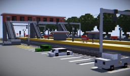 Train Stations: Acton Grange Minecraft Map & Project