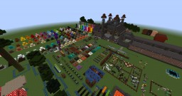 Texture Test World Minecraft Map & Project