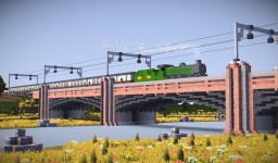 Railways: Wheaver Viaduct Minecraft Map & Project
