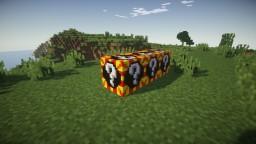 Poke Lucky Minecraft Mod