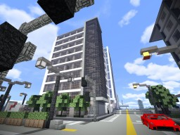 The Grand Austin Hotel Minecraft Map & Project