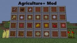 Agriculture+ Mod [Update] Minecraft