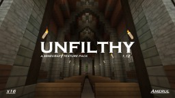 Unfilthy 1.12 Minecraft Texture Pack