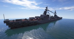 Project 40N Destroyer Grozovoi Minecraft Map & Project