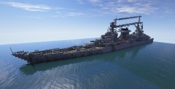 Heavy Cruiser Roon Minecraft Map & Project