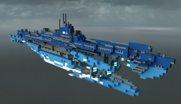 ARP i-401 (Iona) Minecraft Map & Project