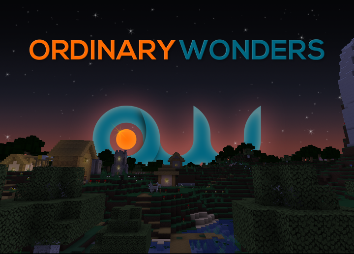 We are all Ordinary Wonders!