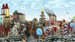 The North Pole by Shaliquinn's Schematics Minecraft Map & Project