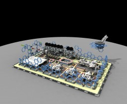 Moon Base Minecraft Map & Project
