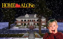 Home Alone | McCallister House Minecraft Map & Project