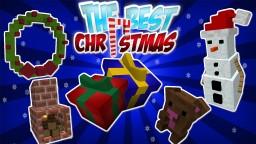 THE BEST CHRISTMAS MOD (1.12.2) Minecraft Mod