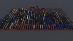 Dragon tram Minecraft Map & Project