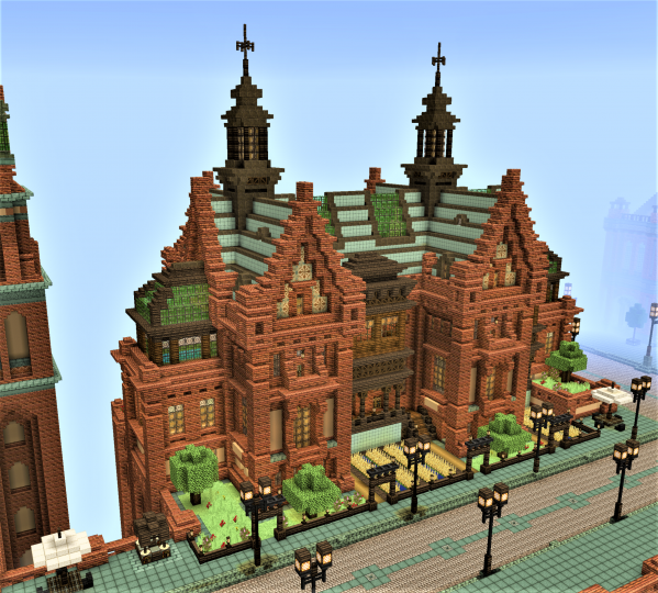 Popular Server Project : Victorian Townhouse