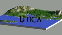 Utica Minecraft Map & Project