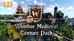 Winthor Medieval MC 1.13 v3.7 Minecraft Texture Pack