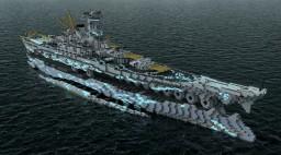 ARP Yamato -Ars Nova- Minecraft Map & Project